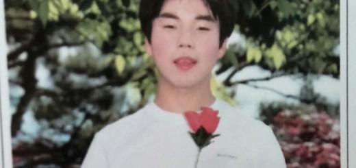 自由過ぎ!韓国の男子校生たちの卒業写真