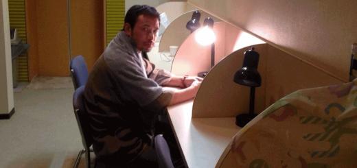 【インタビュー前編】サウナで執筆を続けるマンガ家、タナカカツキ