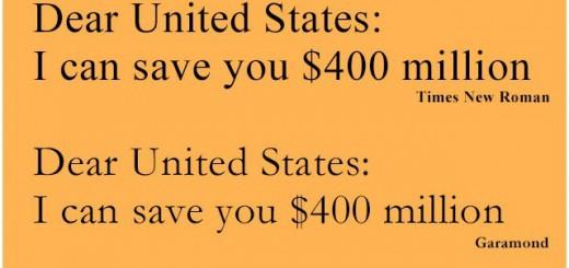 【世界の14歳】フォント変更で数百万ドルの節約へ、米国少年が提言
