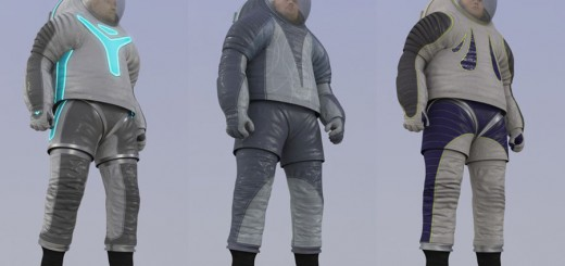 【これはトロン】一般投票で決まったNASAの次世代宇宙服デザイン