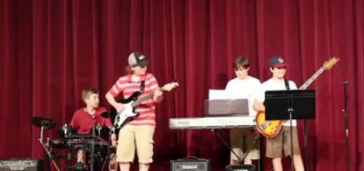 本家weezerも驚き!少年たちのコピーバンドに起きた悲劇