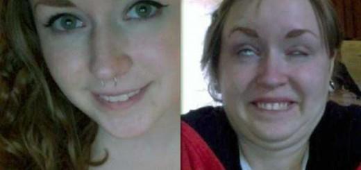 【誰得】美しい女性たちがヘン顔に挑戦した結果、トラウマになりそう