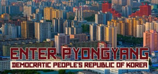 北朝鮮ってクールかも?って思うくらいエキゾチックな、平壌の都市映像