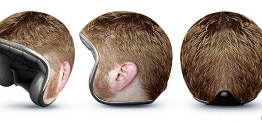 みんなの視線をひとりじめ! インパクト勝負系ヘルメット