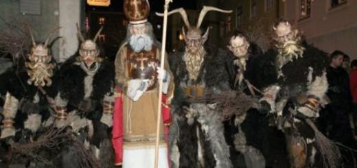 【恋人なし&ボッチに朗報】クランプス姿で悪霊払いをして、ヨーロッパ式クリスマスを過ごそう!