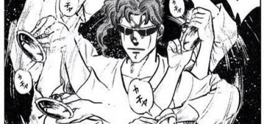 「ジョジョ」ファン注目!花京院典明の爆笑コラ画像がネットで話題