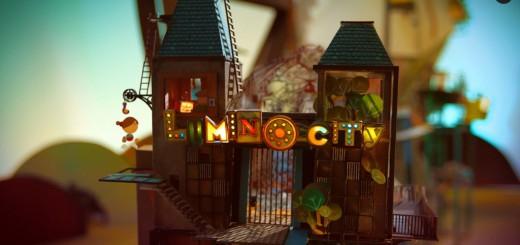 反則級の可愛さ!!ミニチュア模型とアニメが融合したゲーム「Lumino City」