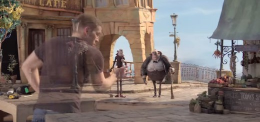 ストップモーションアニメのスタッフを撮影した結果・・・ほとんど動きがジョジョのスタンド「スタープラチナ」だった!