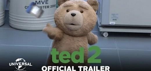 『ted2』の予告編が公開開始!今年の夏、あの最低なテディベアが帰って来るぞ!
