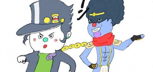 「ジョジョ」3部のキャラクターを違うマンガ家の絵柄で描いたら・・・どれも個性出まくりの結果に!