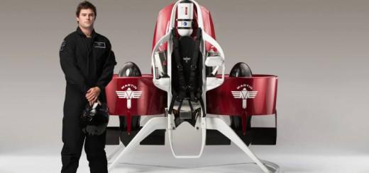 個人用ジェットパックが2017年に発売予定!個人で空飛ぶ時代が来るぞ!