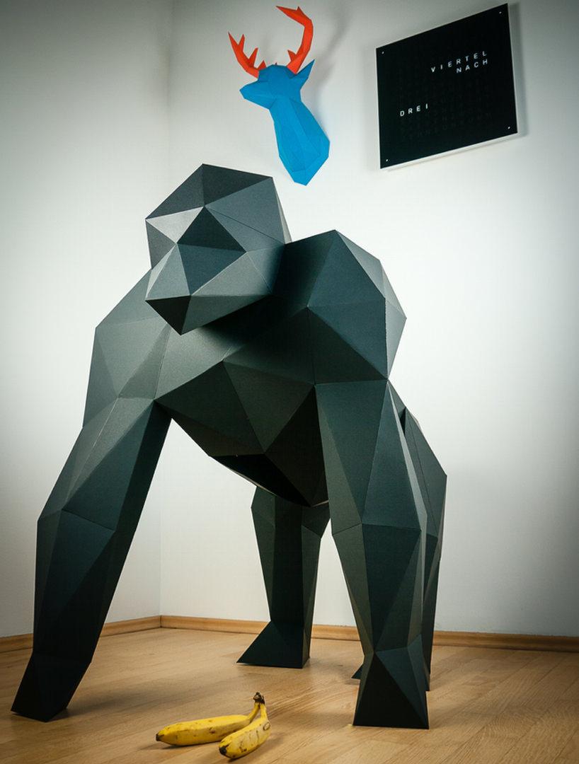 Papertrophy gorilla 818