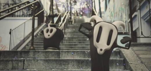 登場キャラクターが愛らしい!実写とアニメを見事に合成させた仏HIPHOPユニットのMV