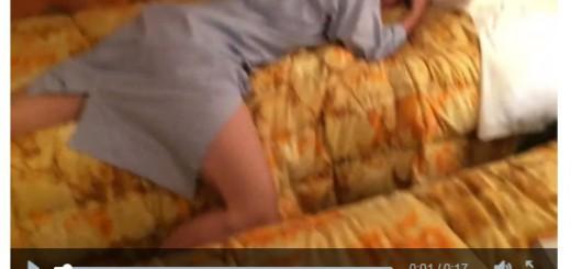 【閲覧注意】ホテル宿泊者、幽霊の動画を撮影してしまう