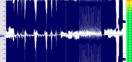 PCの主要ファイルを強引に音楽データとして再生→完成度の高いノイズミュージックが誕生する
