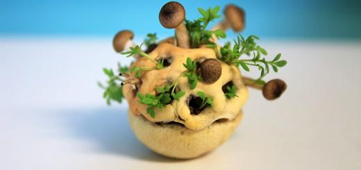 3Dプリンタで出力後、勝手に食べ頃まで育つサラダが完成!これぞ未来の食糧か!?