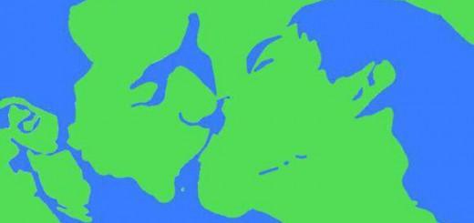「心が汚れている人には地図に見えない画像」がTwitterで話題!あなたは何に見える?