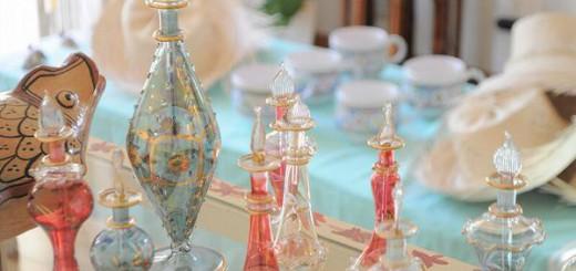 魔法少女の気分を味わえる!?エジプトの香水瓶が可愛いと、小物好き女子の間で人気