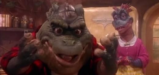 Notorious B.I.G.の曲と『恐竜家族』の映像をマッシュアップ!あの「ママじゃない奴」が絶妙にハマる