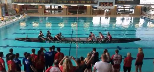 綱引き風ボート競技がポーランドで開催!シンプルだけどすごい盛り上がる