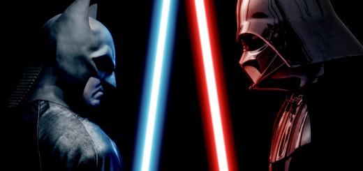 もしバットマンとダースベイダーが戦ったら・・・!?ファンの妄想を再現した動画が驚きの完成度