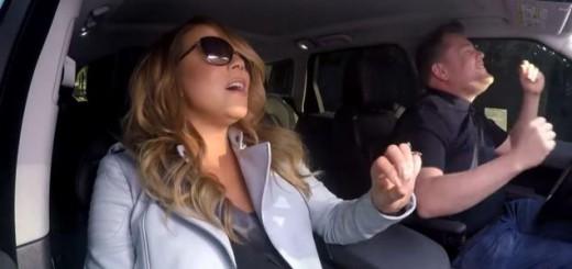 マライア・キャリーと一緒にドライブ!自身のヒットソングを車中で歌ってくれる、夢のような動画