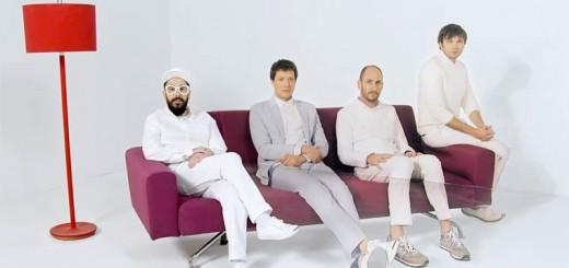 OK Go、中国の家具販売店のためにCM映像を撮影!スタイリッシュで超かっこいい
