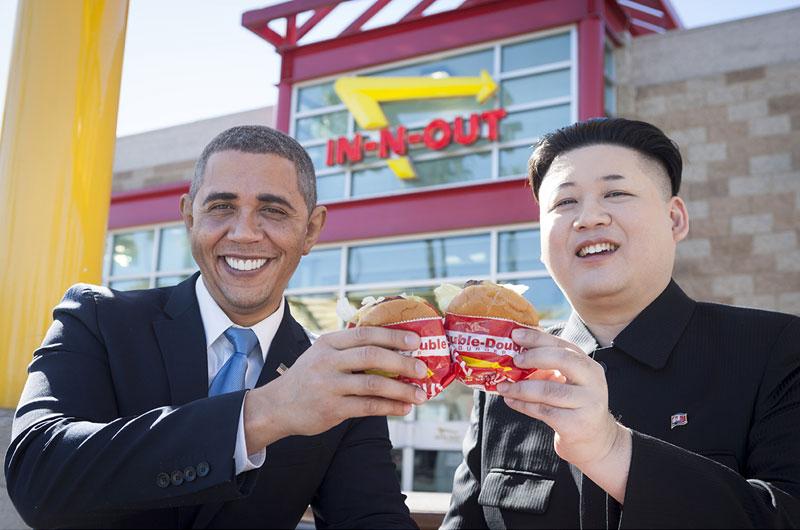 barack-obama-and-kim-jong-un-impersonators-meet-in-la-7