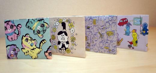 小山健、死後くん、せきやゆりえ、水野しずがデザイン参加!フェス財布「WALLIE」発売