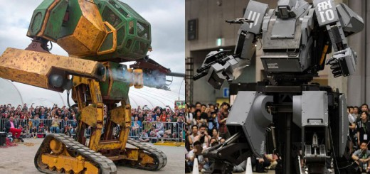 米国の巨大ロボットMegaBot2がクラタスへ挑戦状!決闘の開催が決定