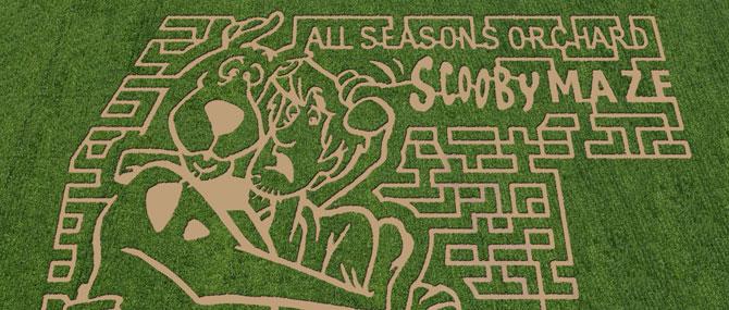 2013-Corn-Maze-Design