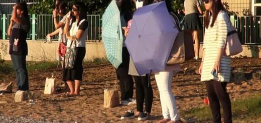 太陽を見るだけ…香港で究極のダイエット方法が人気