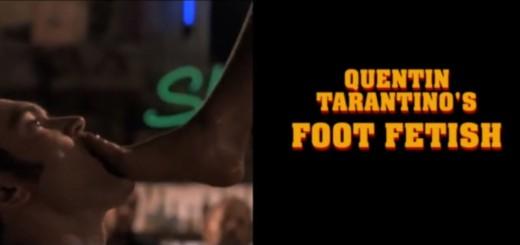 足フェチ必見!タランティーノ映画から足元カットだけ抜き出した動画が超セクシー