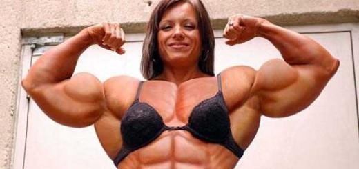 もはやハルク級!超人並みに筋肉を鍛え上げた女性たち26選