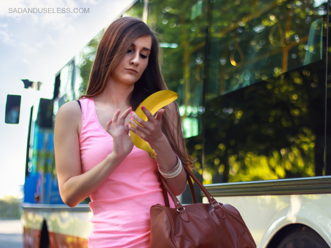 smartphone-banana