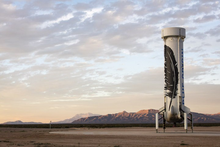 Blue-Origin-New-Shepherd-Rocket-After-Landing