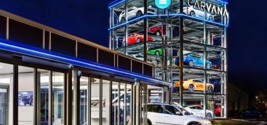 世界初!自動車を買える自動販売機が誕生