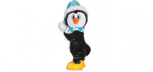 全米が震撼!ダンス姿が最高にムカつく、ペンギン人形がクリスマス商戦に爆誕