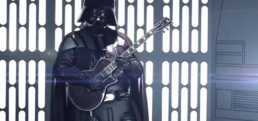 『スター・ウォーズ』帝国軍がヘビメタバンドを結成!あの名曲を衝撃カバー