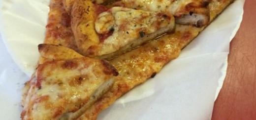 まさかのピザonピザ!NYにピザをトッピング出来るピザ屋が登場