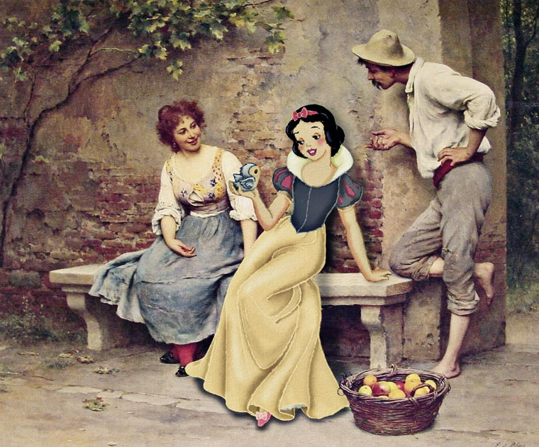 cartoon-in-famous-paintings-21