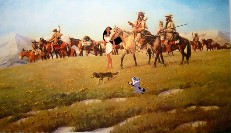 cartoon-in-famous-paintings-4