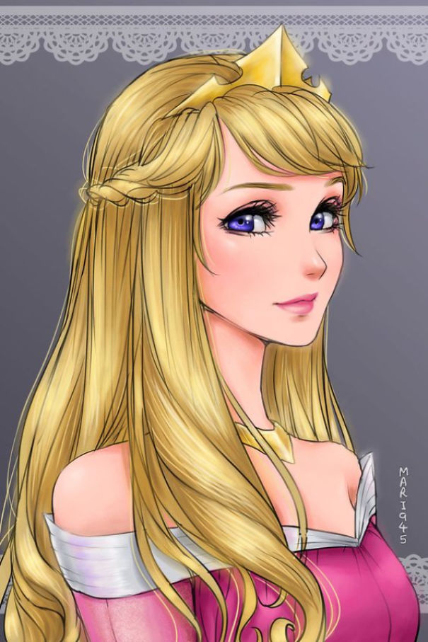 i-draw-disney-princesses-as-anime-characters-11__605