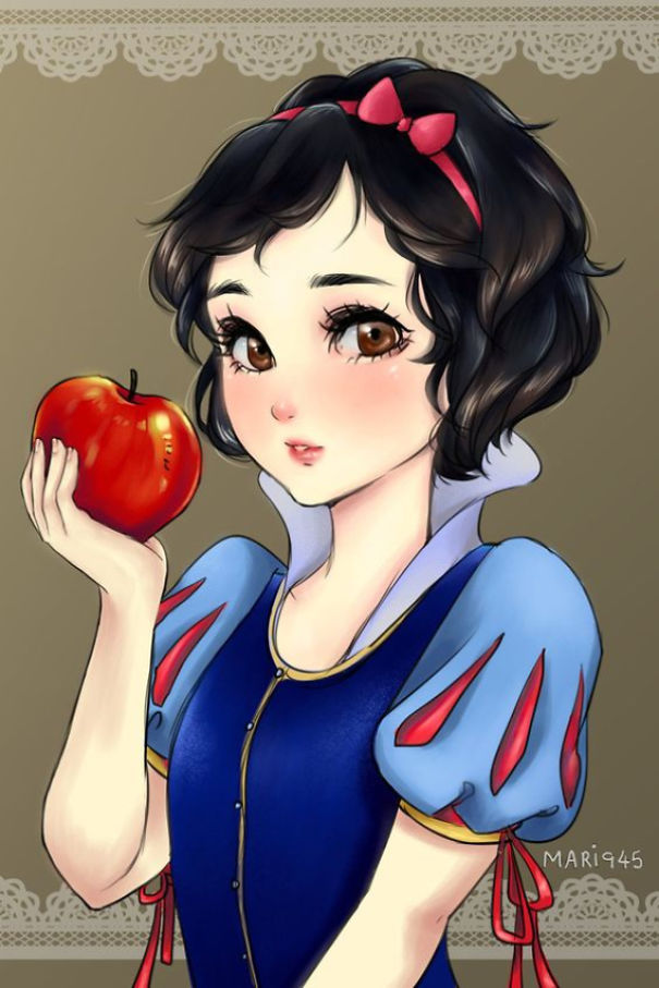 i-draw-disney-princesses-as-anime-characters-3__605
