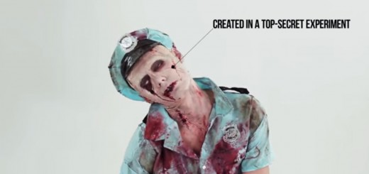 ホラーファンは必見!ゾンビメイク100年の歴史を振り返る動画