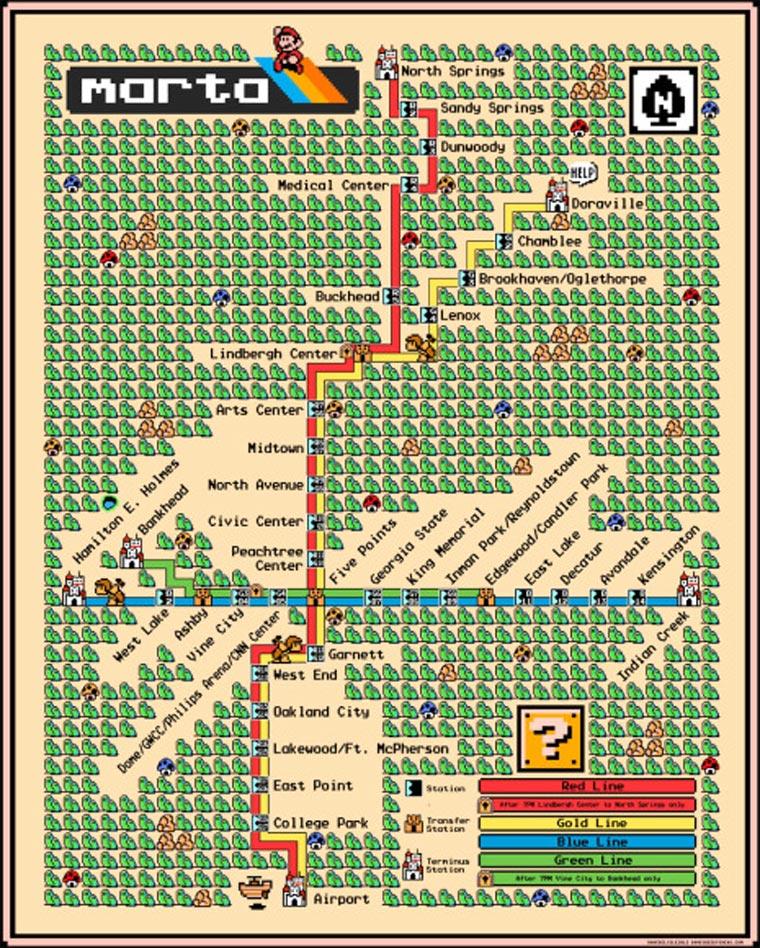 Mario-Subway-Atlanta