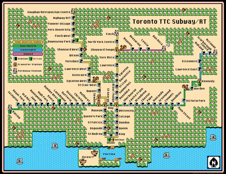 Mario-Subway-Toronto