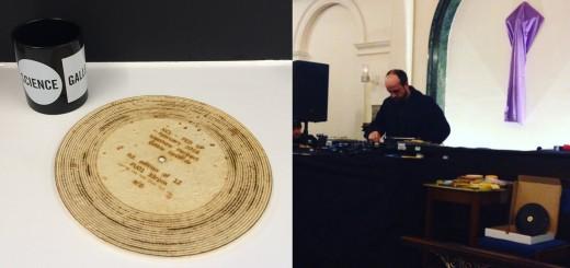 英国の奇才音楽家マシュー・ハーバート、食料品をレコードにしてDJプレイを披露