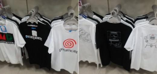 SEGAファン大喜び!しまむらでSEGAコラボTシャツが販売