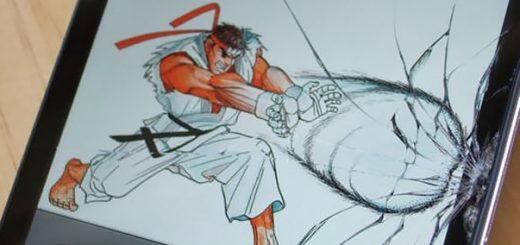 スマホの画面がひび割れ!そんな状況を逆手にとったオモシロ待受画像たち